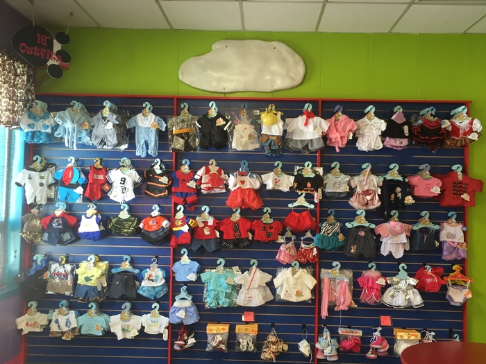 Bear Town Stuffed Animals